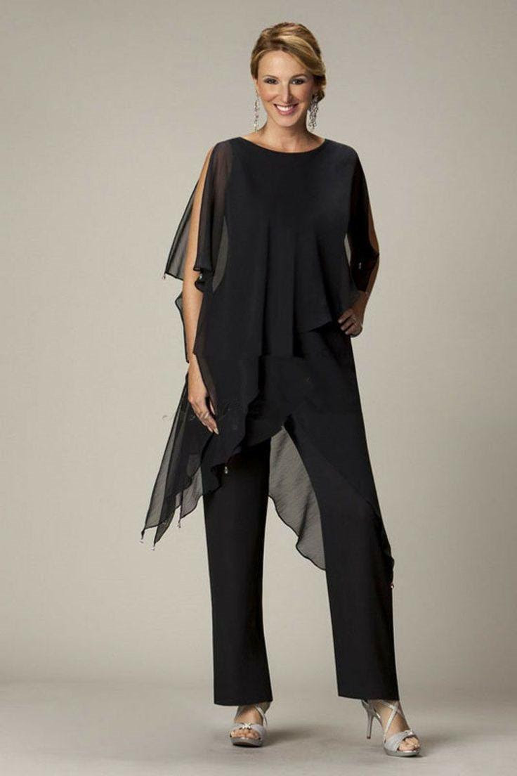 Plus length After five Black dresses | Insured by Laura