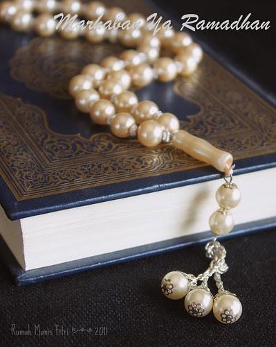 Marhaban Ya Ramadan by Fitri D. // Rumah Manis