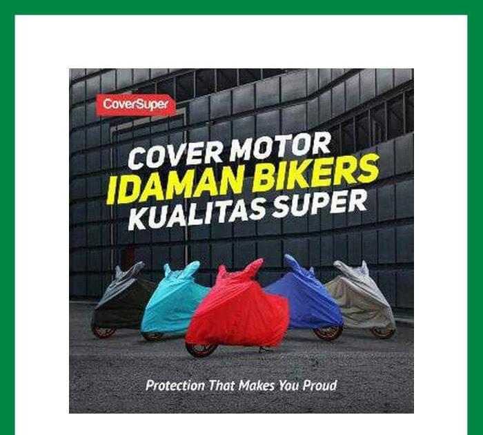 a7ee8b44f08 BELI COVER MOTOR SUPER YAMAHA ALL NEW ANTI AIR 70% MURAH BERKUALITAS