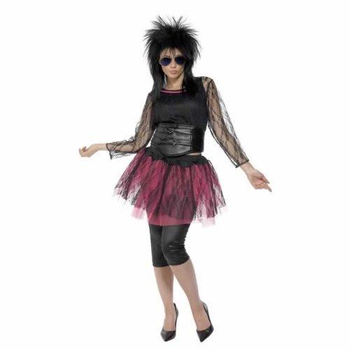 13. 80s Rock Chick - Madonna/Kim Wilde Style