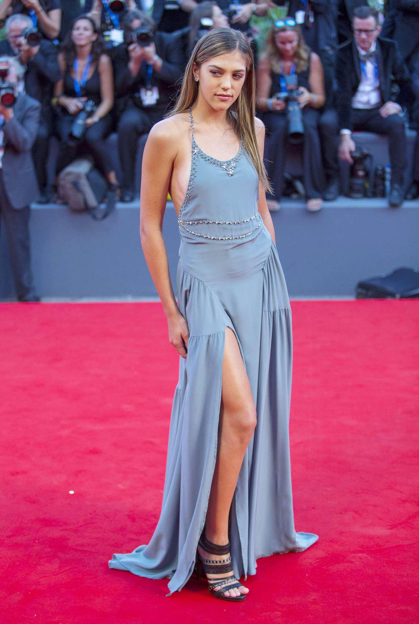 Sistine Rose Stallone – 'Hacksaw Ridge' Premiere at 73rd Venice Film Festival in Italy
