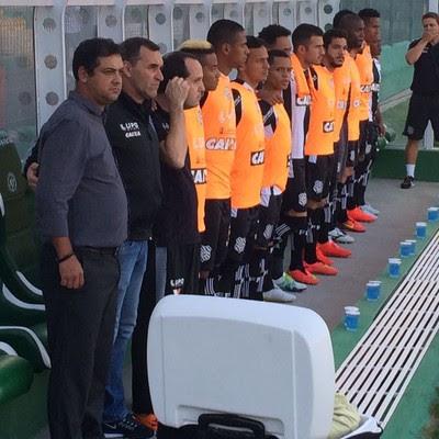 figueirense arena condá  (Foto: Giovane Klein / RBS TV)