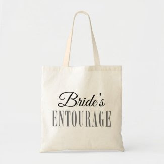 Bride's Entourage Budget Tote Bag
