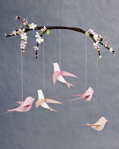 Paper Bird Models Mobiles Cards And Centerpieces You Can Make