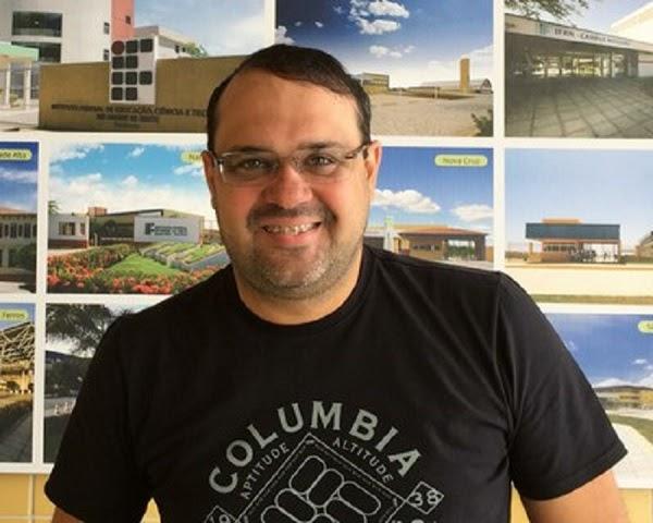 IFRN: Matheus Tavares é nomeado Diretor-geral Pro tempore do Campus JC