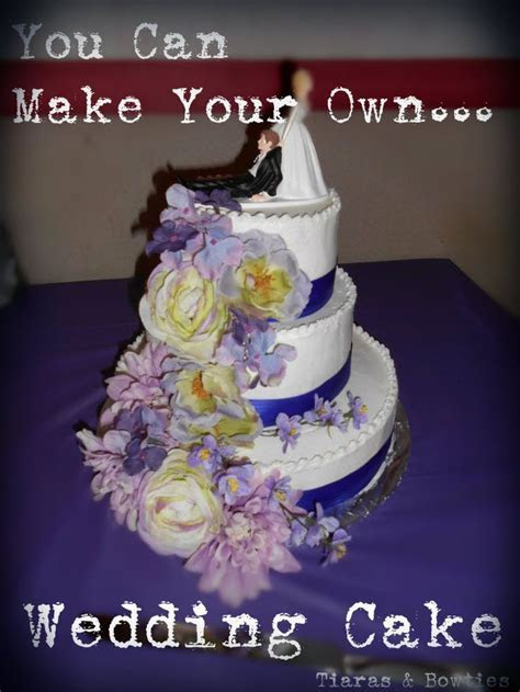 78 best Make your own wedding cake images on Pinterest