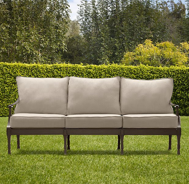 Restoration Hardware | Antibes Replacement Cushions