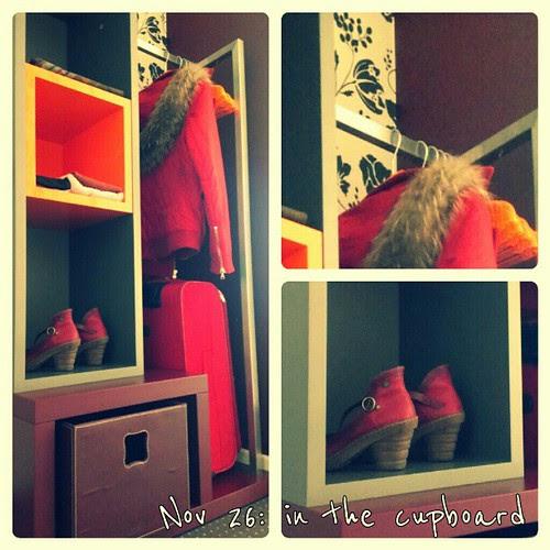 Nov 26: in the cupboard in #pentahotel near #Berlin #fmsphotoaday
