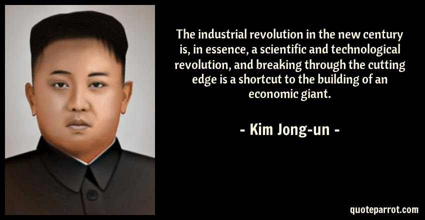 The Industrial Revolution In The New Century Is In Ess By Kim