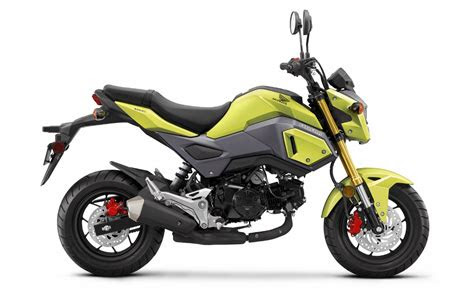 honda grom  pictures motorcycle news updates