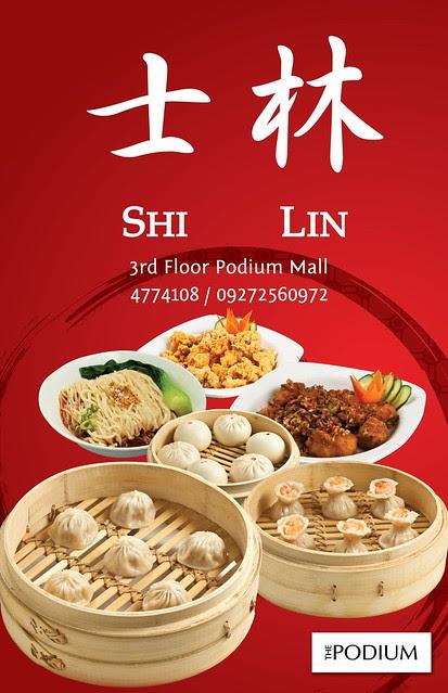 Shi Lin Podium