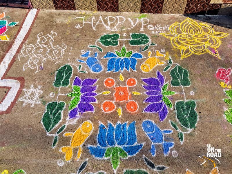 Happy Pongal 2018 at Kallidaikurichi, Tamil Nadu