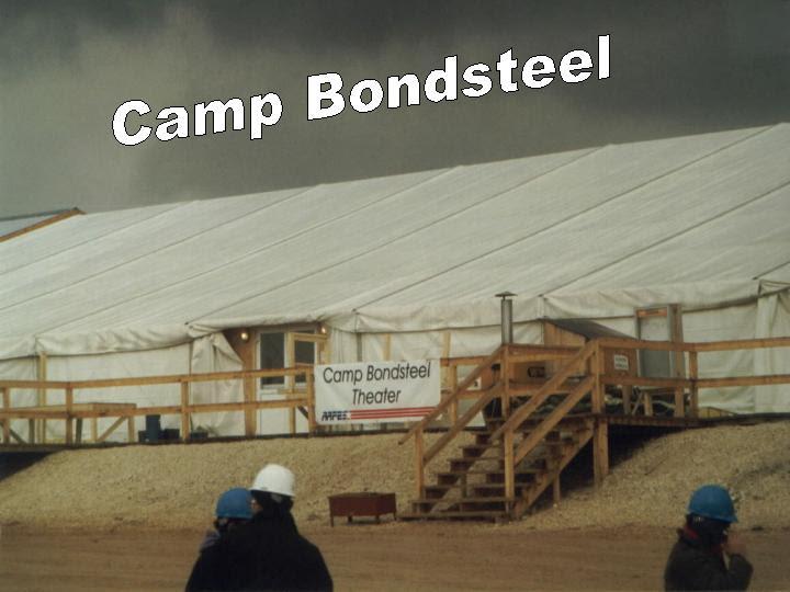 Αποτέλεσμα εικόνας για camp bondsteel