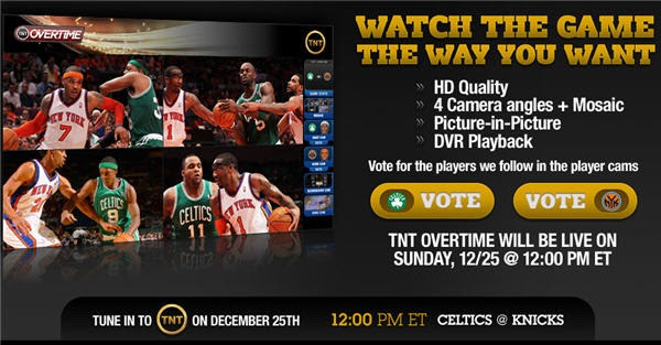 Watch NBA on Christmas Day Games Live Online - Sports Geekery