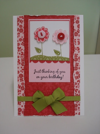Rachel's bday card