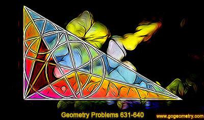 Geometry Problems 631 - 640
