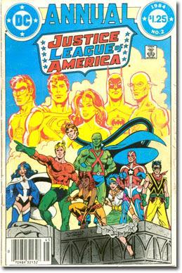 JLA Annual #2