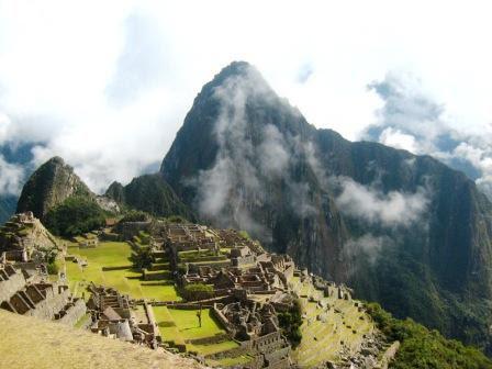 Foto pròpia del Machu Pichu (2007)