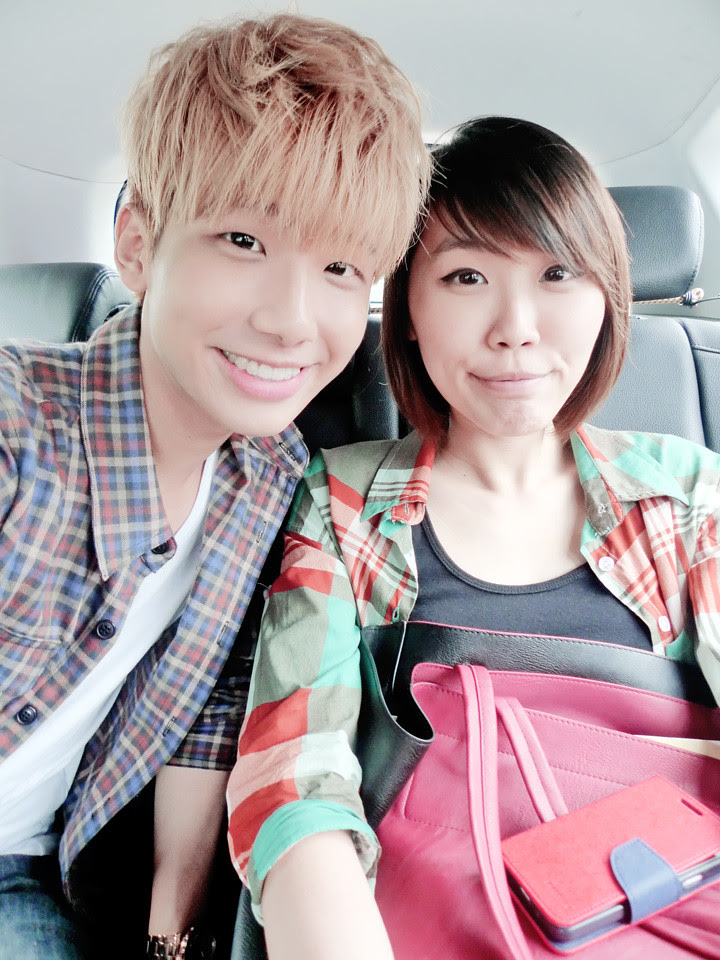 jingjng and typicalben on cab