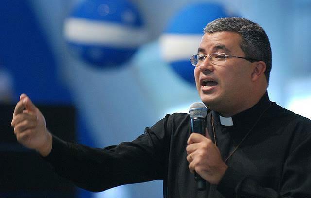Padre Roger Luís (Foto: Divulgação)