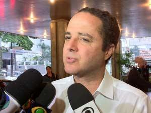Médico Roberto Kalil Filho, que coordena a equipe que cuida de Pedro Leonardo (Foto: Juliana Cardilli/G1)