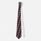 White Fireworks tie