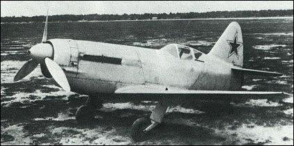 Mikoyan/Gurevich MiG-13 (I-250)