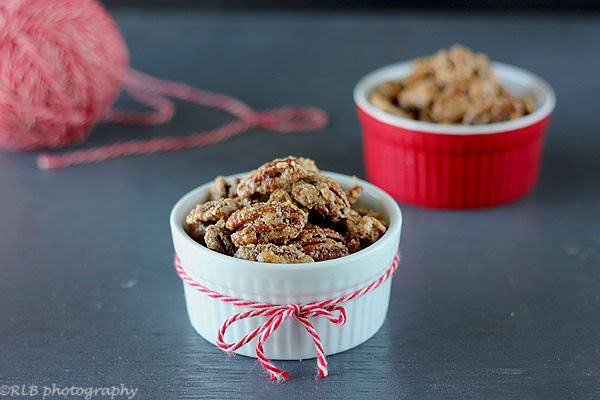 Sugar & Spice Candied Nuts