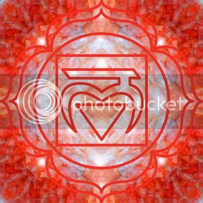 chakra rosso radice primo chakra