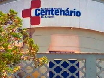 Cobrança de procedimentos pelo SUS seria comum no Hospital Centenário, em São Leopoldo, RS (Foto: Reprodução/RBS TV)
