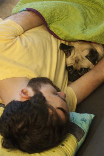 morning naptime