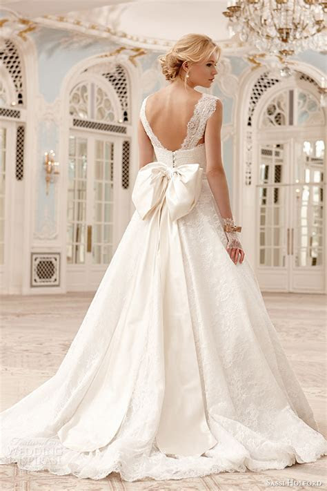 Sassi Holford 2015 Couture Wedding Dresses ? Savoy Bridal