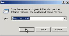 Samba Print Server Run