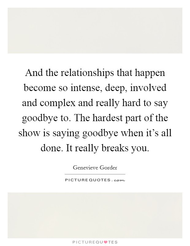 Hard Goodbyes Quotes Sayings Hard Goodbyes Picture Quotes