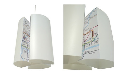 Classic Tube lamp and detail from Intimo