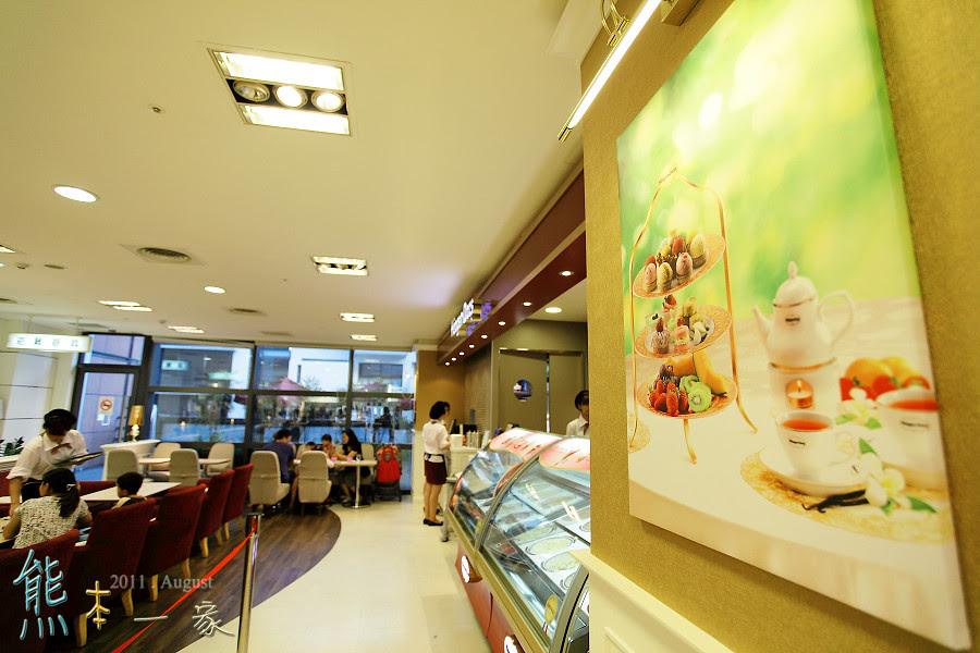 哈根達斯Haagen-Dazs 台南新光三越美食街