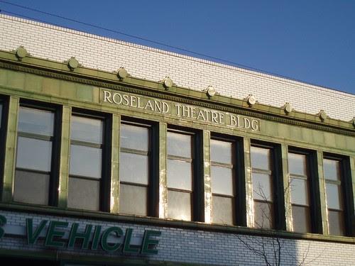 Roseland Theatre Building