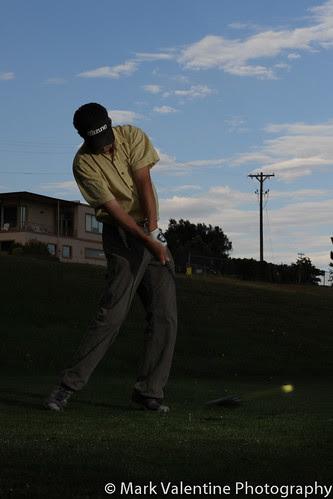 Golfer (2 of 2)