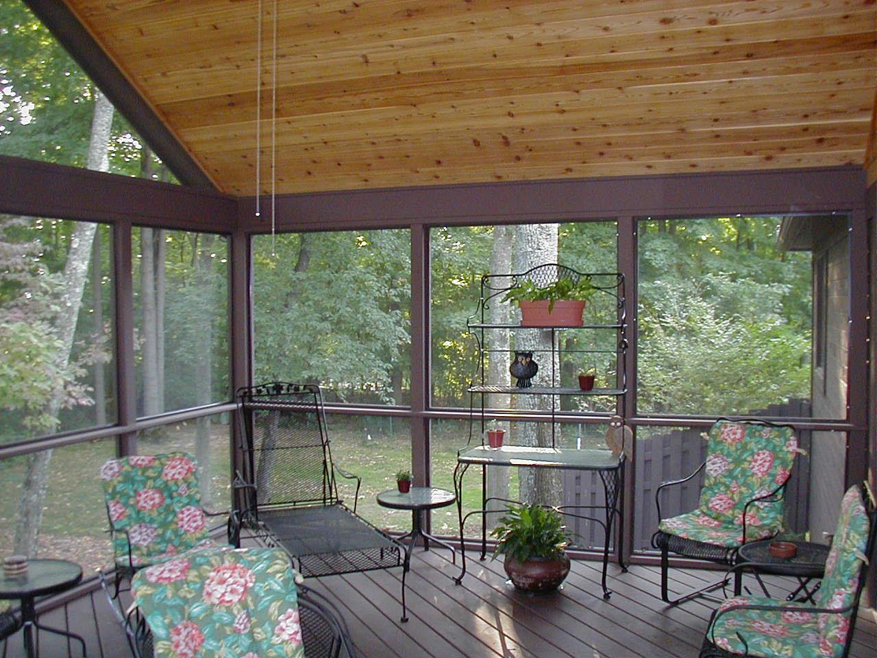 Backyard Patio Flooring Ideas
