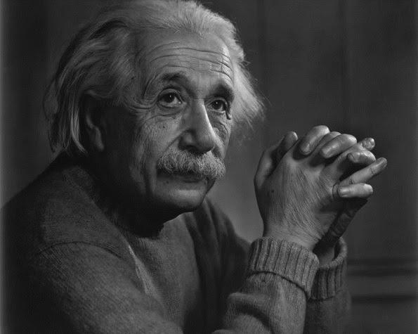 Albert Einsten, físico teórico