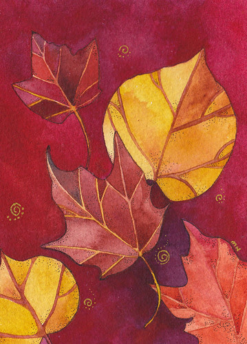 red autumn by megan_n_smith_99