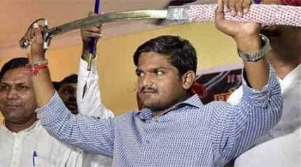 In Delhi, Hardik Patel says he will take movement across country