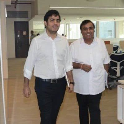 Here's All You Need To Know About Mukesh Ambani's Son