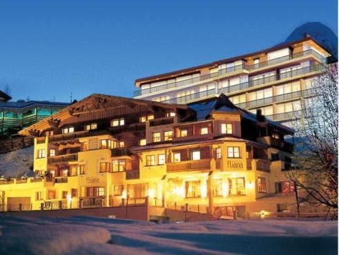Hotel Fliana Ischgl Reviews