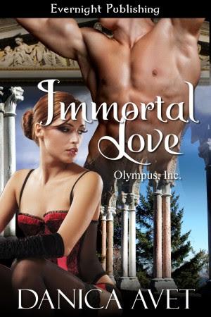 Genre: Paranormal Romance  Heat Level: 3  Word Count: 83, 780  ISBN: 978-1-77130-011-7  Editor: Karyn White  Cover Artist: Sour Cherry Designs