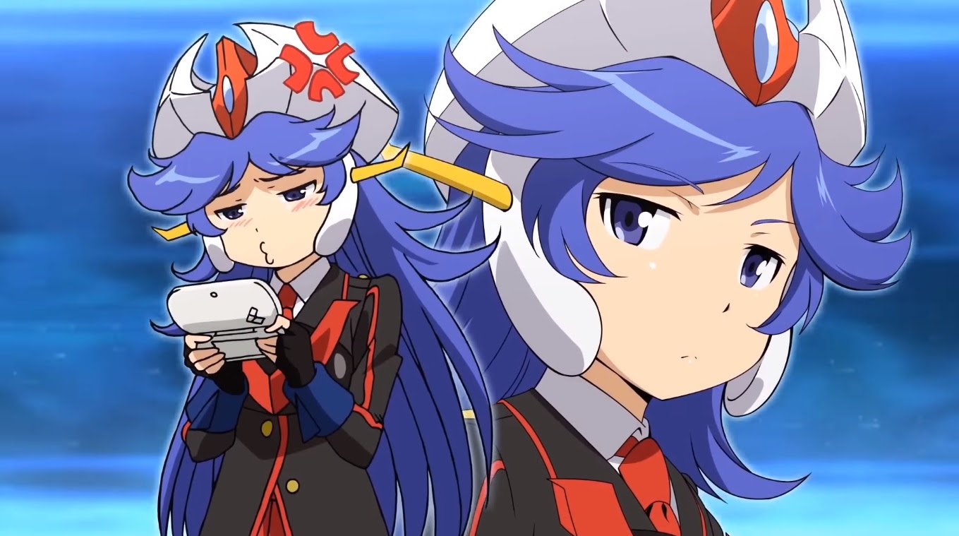 Robot Girls Z makes its adorable debut in Super Robot Wars X-Ω screenshot