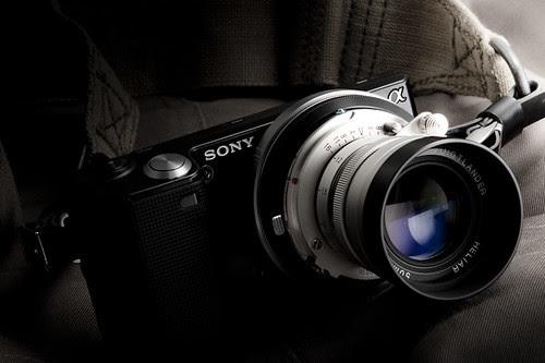 sony nex leica m lens adapter e-mount