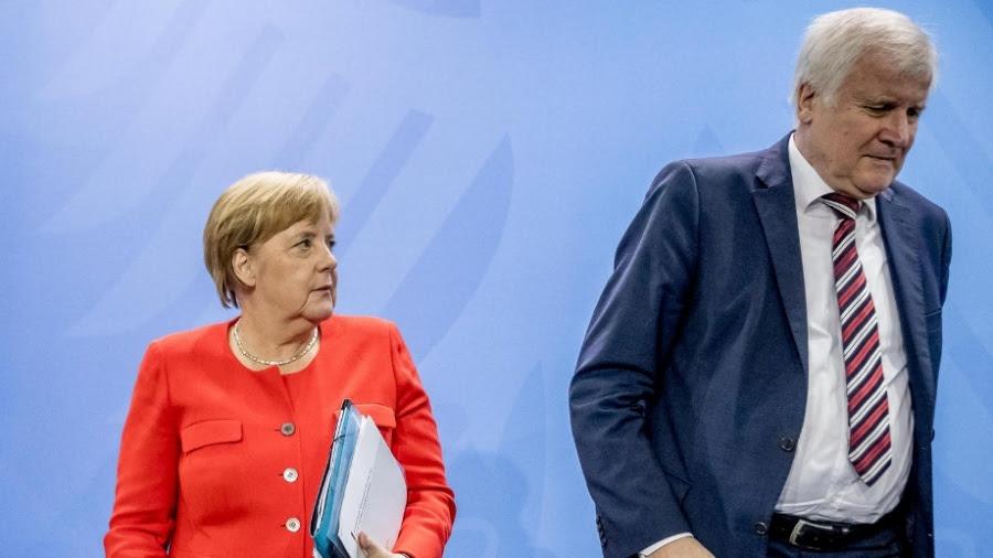 Γερμανικός Τύπος για Βαυαρία: CSU και SPD οι μεγάλοι χαμένοι - Έρχεται το τέλος της Merkel;