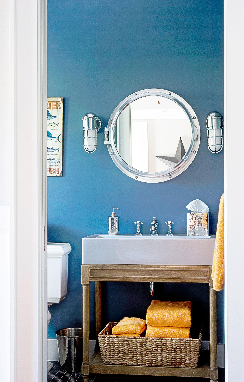 20 Bathroom Decorating Ideas - Pictures of Bathroom Decor ...