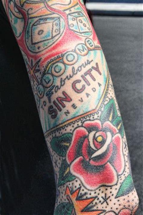 17  best ideas about Vegas Tattoo on Pinterest   King of